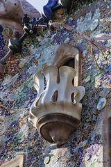 Casa Batll (ancoay) Tags: bcn barcelona modernisme artnouveau modernstyle gaudi catalonia catalunya canon600d ancoay