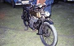 Unknown Reg: LMC 941 (bertie's world) Tags: sunbeam pioneer run 1979 epsomdowns motorcycles reg lmc941