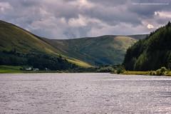 Loch of the Lowes (Damon Finlay) Tags: nikon d750 nikond750 nikkor 80200mm f28 nikkor80200mmf28 landscape scottish borders scottishborders loch lowes lochofthelowes st marys stmarysloch light hills