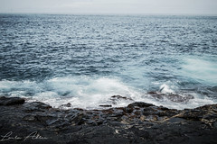 Sea. (lauraabreualonso) Tags: airelibre amazing background paisaje canarias canary landscape sun stunning shot espaa islascanarias tenerife beautiful tenerifa wonderful light photography exploring photo love capture ocean drive driving traveling blue nikon moment sea portrait