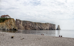 Le Rocher Perc (Danny VB) Tags: gaspsie rocherperc perc qubec canada summer beach house rock rockformation t august aout 30mm sigma canon 7d canon7d