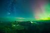 Mount Temple Night Views (DeviantOptiks) Tags: nightphotography mounttemple horseshoelake mountains canadianrockies alberta nikon nightscape astrophotography banffnationalpark lakelouise valleyofthetenpeaks longexposure milkyway aurora northernlights adventure hiking explore beautiful green 11000ft