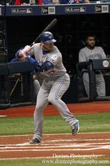 Josh Donaldson (jwdonten) Tags: majorleaguebaseball americanleague torontobluejays tropicanafield joshdonaldson