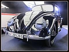 KDF-Wagen # 20, 1941 (v8dub) Tags: vw volkswagen kdf fusca maggiolino kever kfer bug bubbla beetle schweiz suisse switzerland cox coccinelle german pkw voiture car sion wagen worldcars auto automobile automotive old oldtimer klassik classic collector