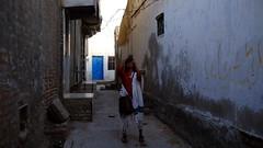 DSCF6933 (shahmurai) Tags: fujifilmxt1 mithi nagarparkar thar sindh pakistan portrait female alley