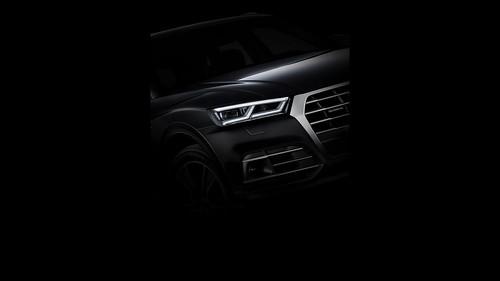 Audi Q5 второго поколения