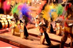 Salamanca' sicilian puppets (ciccioetneo) Tags: salamanca pupisiciliani sicilianpuppets caps tappi ciccioetneo nikond7000 nikon2470mm28