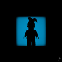 Shadow (237/100) - Donald Duck (Ballou34) Tags: 2016 650d afol ballou34 canon eos eos650d flickr lego legographer legography minifigures photography rebelt4i stuckinplastic t4i toy toyphotography toys rebel stuck plastic photgraphy blackwhite light shadow enevucube minifigure 100shadows disney donald duck