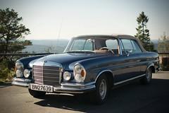 Mercedes Benz 280 SE 3,5 Convertible (Bullpics) Tags: vehicle auto car nikon d7100 bullpics classic veteran view oslo norway benz 280se mercedes