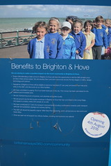 British Airways i360: Benefits to Brighton & Hove (CoasterMadMatt) Tags: britishairwaysi3602016 britishairwaysi360 british airways i360 brightontower tower towers observationtower newfor2016 new brighton2016 brighton seasidetowns seaside town towns informationboard information boards board britishseaside southeastengland england britain greatbritain gb unitedkingdom uk august2016 summer2016 august summer 2016 coastermadmattphotography coastermadmatt photos photography photographs nikond3200 sussex englandssouthcoast