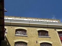 Saint John's Warehouse (Avvie_) Tags: frances coles london east spitalfields aldgate whitechapel jack ripper stepney wapping catherine wheel alley swallow gardens st georges mortuary