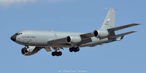 KC-135R 58-0083 166th ARS/ 121st ARW/ OH ANG