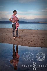 Coorie in with love photoshoot (simonjollyphotography) Tags: simon jolly photography simonjollyphotography photographer sony a77 slt scotland highland fun portrait people sunny outside wraps baby wearing babywearing handmade opitai opitaibaby photoshoot nairn beach sand models babywearingdad dad coorie with love coorieinwithlove pink rosy maple size 7