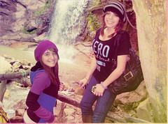 Cascada. (Gabyroocks) Tags: girls friends merida cascada siis
