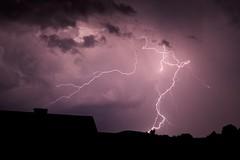 Lightning (Sebastian.Schneider) Tags: night hessen nightshot thunderstorm lightning blitz gewitter thunder wetter nachtaufnahme ldk haiger lahndillkreis lahndill