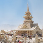 Burning Man Temple 2012
