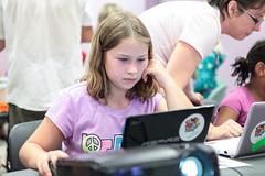 Future Video Game designer (The Great Adventure Lab) Tags: girls technology scratch ggs vgp wedo legorobotics tgal videogameprogramming thegreatadventurelab girlsgetscience videogameprogrammingwithscratch