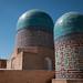 "Shah-i-Zinda Mausoleum • <a style=""font-size:0.8em;"" href=""https://www.flickr.com/photos/40181681@N02/7925138536/"" target=""_blank"">View on Flickr</a>"