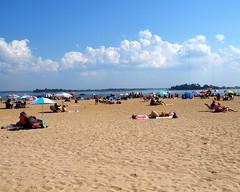 Orchard Beach, Pelham Bay Park, Bronx, New York City (jag9889) Tags: park city nyc ny newyork beach island bay sand long bronx orchard sound pelham 2012 longislandsound nycparks pelhambay orchardbeach jag9889 y2012