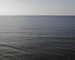 * (Cees Willems) Tags: sea sky sun color colour netherlands boat stream scheveningen horizon wave denhaag northsea sail thehague sailingship 35l ceeswillems 5dm2