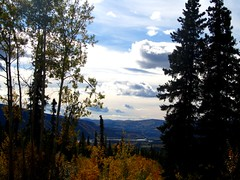 (leeshpix) Tags: autumn fall yukon dome dawson dawsoncity colourchange
