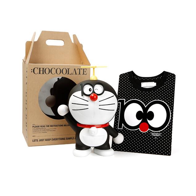 :CHOCOOLATE x 哆啦A夢誕生前100年