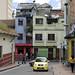 Vie della Candelaria in Bogotá