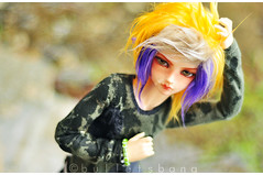 The Rain, (bulletsbanq ) Tags: doll bjd fairyland malice msd spite karsh mnf minifee