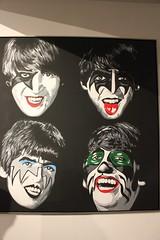 Mr brainwash - the Beatles (mike_murray) Tags: fab four graffiti beatles thebeatles mrbrainwash