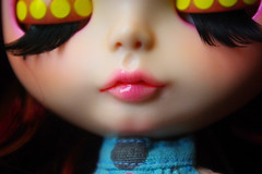 A-Dong's Custom Blythe doll No.61*Polka Dots Volitation*