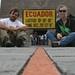 Linha do Equador. Latitude 0