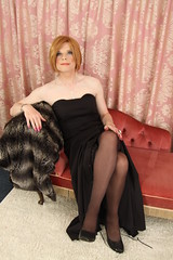 IMG_9824 (isabel_girl1970) Tags: crossdressing tgirl transgender transvestite eveninggown splitskirt