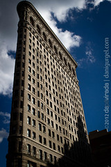 "Flatiron Building. New York, NY, USA. • <a style=""font-size:0.8em;"" href=""http://www.flickr.com/photos/35947960@N00/8000429905/"" target=""_blank"">View on Flickr</a>"