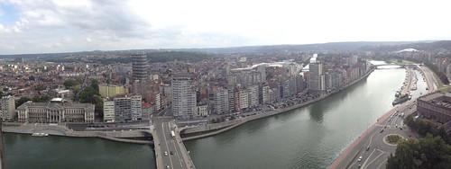 Liège - Panorama iOS 6