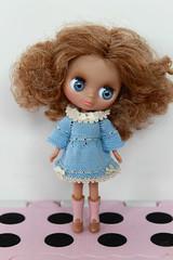 Dress for Mini Blythe