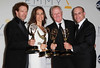 Jerry Bruckheimer, Elise Doganieri, Bertram van Munster and Jonathan Littman 64th Annual Primetime Emmy Awards, held at Nokia Theatre L.A. Live