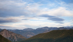 Cielo Impresionista (elosoenpersona) Tags: parque sunset sky espaa naturaleza mountains nature clouds forest atardecer spain natural asturias bosque cielo nubes cordillera montaas redes cantabrica elosoenpersona