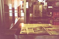 in the news (miss_kcc) Tags: usa news newspaper diner beacon trip35 jkonig
