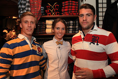 Rugby meets ballet at Young Friends Insider event hosted by Rugby Ralph Lauren