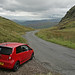 SEAT Mii Sport On The Wrynose & Hardknott Passes