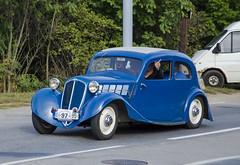 Zbrojovka Z-4 series V (1936) (The Adventurous Eye) Tags: classic car race 1936 climb do hill brno v series z4 rallye zbrojovka závod soběšice vrchu brnosoběšice