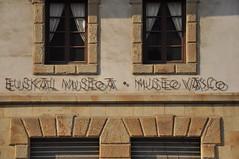 Euskadi (viaggionelmondo) Tags: travel espaa spain nikon bilbao viaggio euskadi bilbo paisvasco spagna d90 museovasco nikonflickraward museobasco
