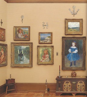 Gallery Room at Barnes Foundation Philadelphia PA