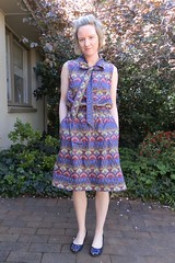 Salme Patterns Pussy Bow Dress (K B Field) Tags: liberty libertyoflondon pussybow salmepussybowdress salmepattern