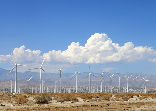 Wind Farm by Sam Howzit, on Flickr