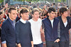 Liam Payne, Louis Tomlinson, Niall Horan, Zayn Malik and Harry Styles of One Direction BBC Radio 1's Teen Awards 2012