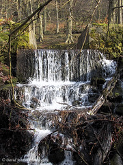 Waterfall, Middle Dean (Midgehole Dave) Tags: middledean waterfall yahoo:yourpictures=waterv2 hebdenbridge