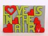 """Schriftzug für die moderne Hochzeitstorte """"Love is in the air"""" (♥ Tortenfiguren.at ♥ Hochzeitstortenfiguren ) Tags: wien wedding cakes cake deutschland schweiz österreich couple handmade kunst creative polymerclay fimo biscuit clay caketopper bridal embrace bridegroom schrift hochzeit matrimonio hochzeitstorte luxemburg topper topic lichtenstein torte selbstgemacht bomboniera sposi umarmung künstler polymer kreativ noivos bridalcouple cakedecorating polyclay schriftzug noivinhos brautpaar individuell hochzeitsgeschenk künstlerin sposini wonni tortendeko hochzeitstortenfigur motivtorte tortenfiguren tortenfigur fimofigur tortenfigurhochzeit fimobrautpaar tortenfigurenat fimobrautpaare fimofiguren fimokunst wwwtortenfigurenat wwwtortentraumat wwwweihnachtsfigurennet cakedesignerwedding"""