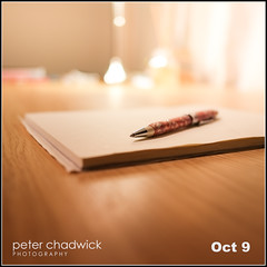 I'm gonna sit right down and write myself a letter {283-366} (PeterChad) Tags: love make pen ink writing october friend alone mail bokeh song pad jazz communication explore believe letter write fats penandink snailmail waller velum loveletter fatswaller