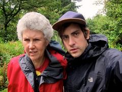 Penrhyn Coch Woods, Ceredigion, West Wales (DG Jones) Tags: portrait selfportrait me wales rural forest woods westwales mum cap ceredigion sylvan selfie dyfed penrhyn penryncoch
